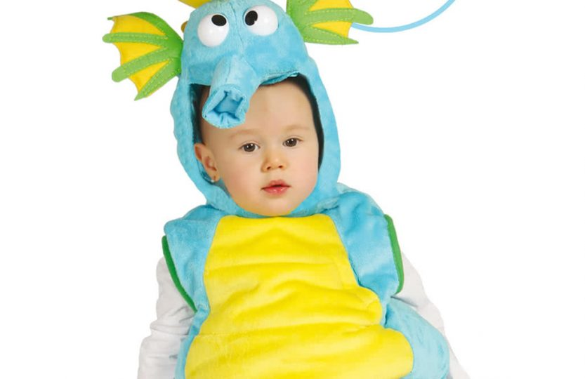Seepferdchen Kostüm